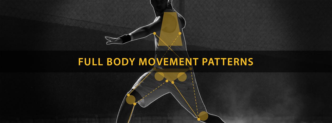 Full body movement patterns